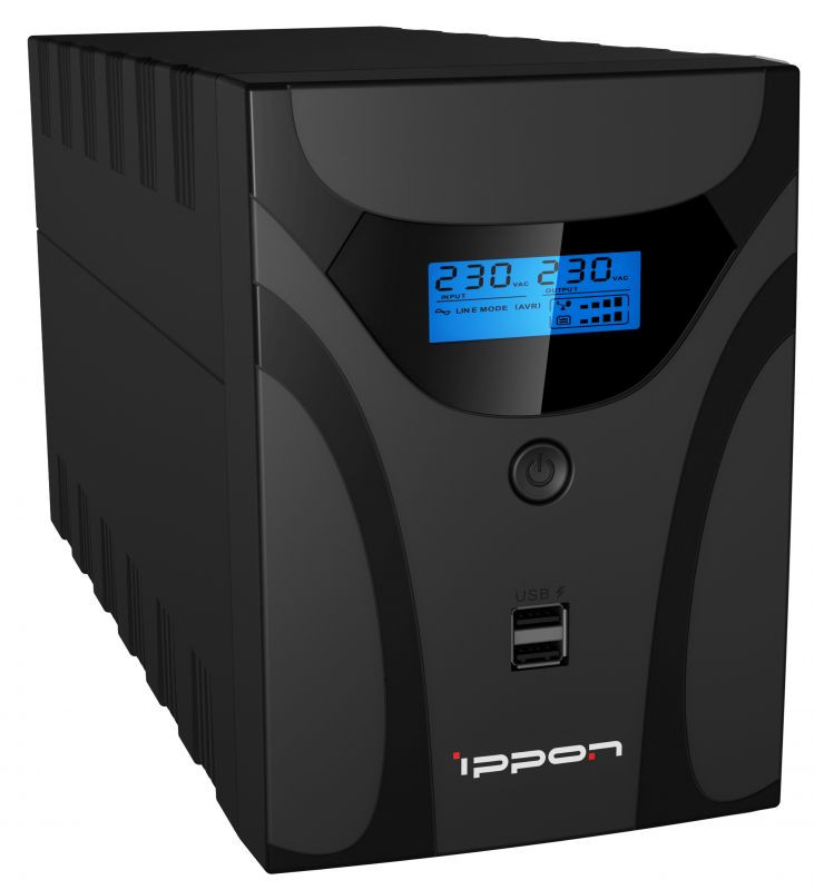 ИБП Ippon Smart Power Pro II 1600