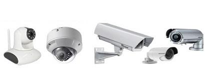 Камеры поддерживаемые в Xeoma